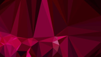 Abstract Red and Black Modern Geometric Background Vector Graphic