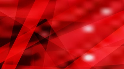 Red and Black Modern Geometric Shapes Background