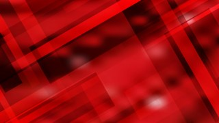 Abstract Red and Black Modern Geometric Shapes Background