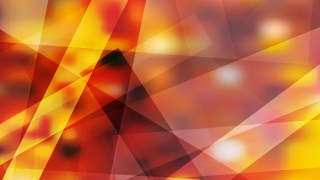 Red and Yellow Geometric Background