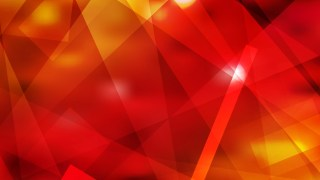 Red and Yellow Modern Geometric Background Vector Image