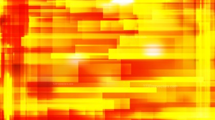 Red and Yellow Modern Geometric Shapes Background