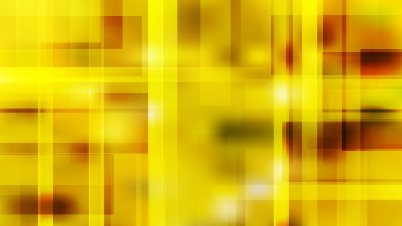 Red and Yellow Modern Geometric Shapes Background Image