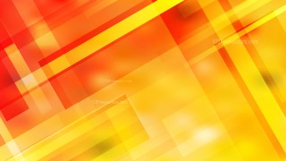 Abstract Geometric Red and Yellow Background Image