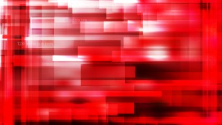 Abstract Red Black and White Geometric Background Image