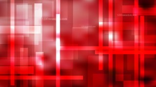 Abstract Red Black and White Lines Stripes and Shapes Background Vector Image