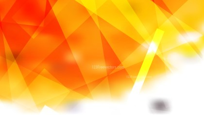 Red White and Yellow Geometric Background