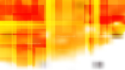 Abstract Red White and Yellow Modern Geometric Background