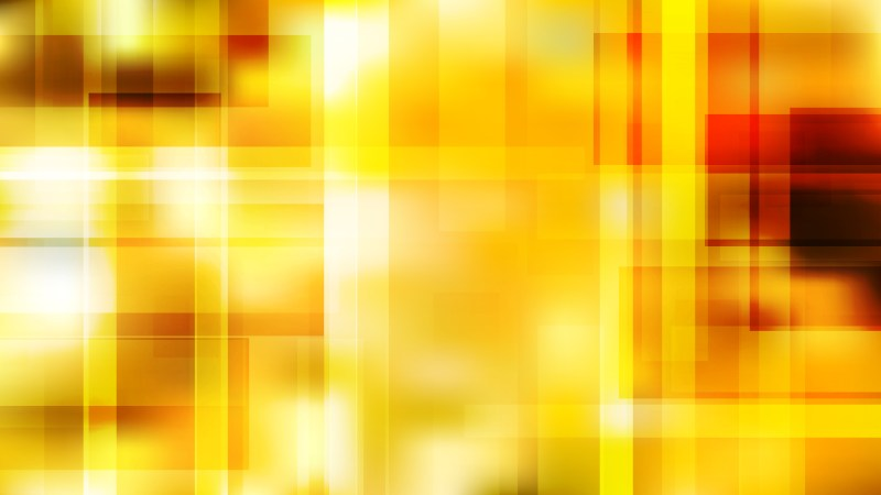 Red White and Yellow Modern Geometric Background Illustration
