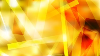 Abstract Red White and Yellow Modern Geometric Shapes Background