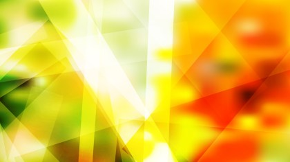 Red Yellow and Green Lines Stripes and Shapes Background Vector
