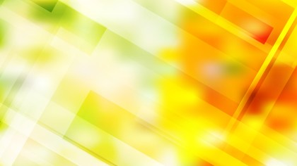 Abstract Red Yellow and Green Geometric Shapes Background Image