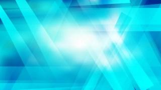 Turquoise Modern Geometric Background