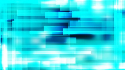 Turquoise Modern Geometric Shapes Background Vector Art