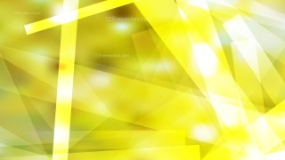 Yellow and White Modern Geometric Background