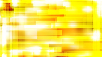 Yellow and White Geometric Abstract Background