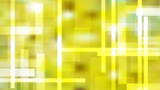 Abstract Geometric Yellow and White Background