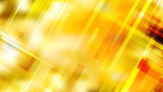 Yellow and White Geometric Shapes Background Illustrator