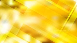 Yellow and White Modern Geometric Background