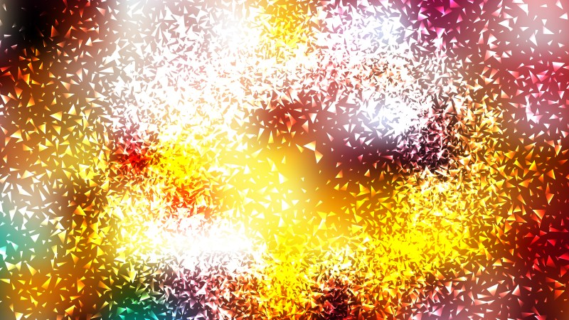 Colorful Sparkling Background