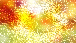 Orange and Green Sparkle Glitter Background