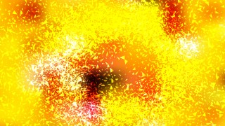 Glitter Red and Yellow Background