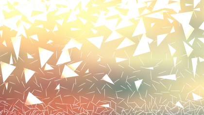 Abstract Light Color Geometric Triangle Background Graphic