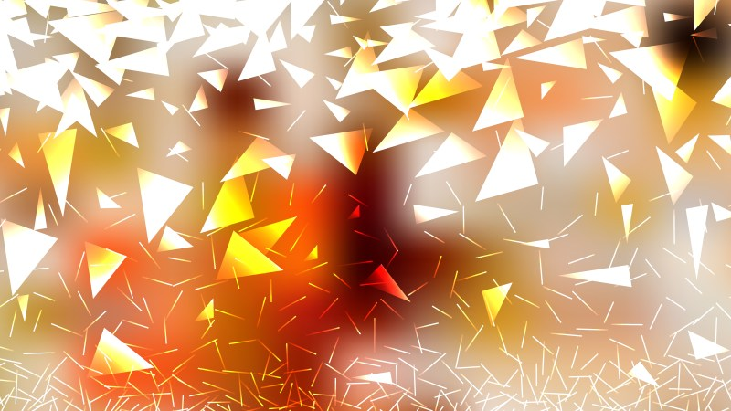 Abstract Light Color Triangular Background Vector Graphic