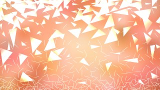 Abstract Pink and White Triangle Background Illustration