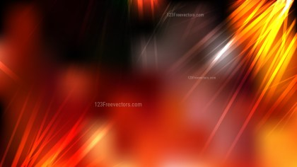 Abstract Black Red and Yellow Background Graphic Design