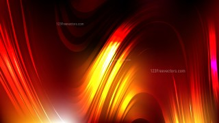 Black Red and Yellow Abstract Background Vector
