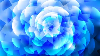 Abstract Blue and White Background Graphic Design