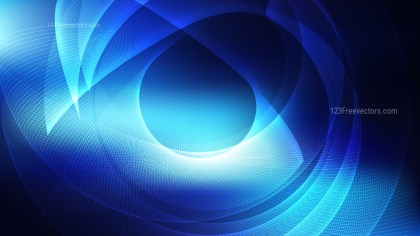 Abstract Blue Black and White Background Illustrator