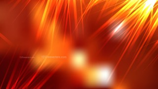 Modern Abstract Bright Orange Background