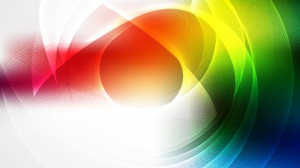 Modern Abstract Colorful Background