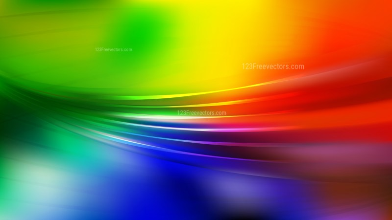 Modern Abstract Colorful Background Illustrator