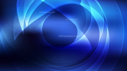 Modern Abstract Cool Blue Background Graphic