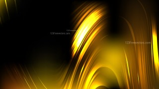 Cool Gold Abstract Background