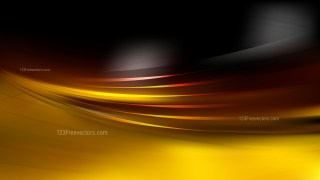 Cool Gold Abstract Background Graphic