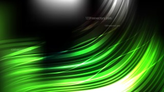 Abstract Cool Green Background Vector