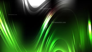 Modern Abstract Cool Green Background Vector Graphic