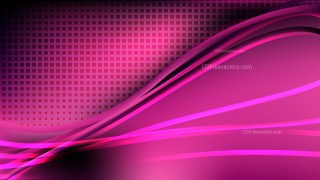 Cool Pink Abstract Background