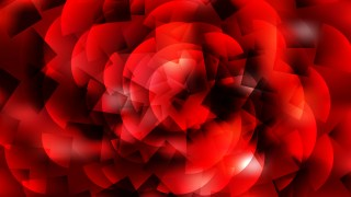 Abstract Cool Red Background Graphic