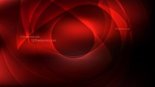 Modern Abstract Cool Red Background Illustrator