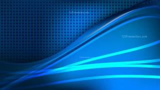 Abstract Dark Blue Background Vector