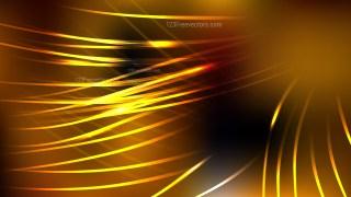 Abstract Dark Orange Background Design