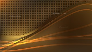 Modern Abstract Gold Background Graphic