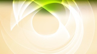 Abstract Green and Beige Background Graphic Design