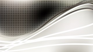 Grey and White Abstract Background