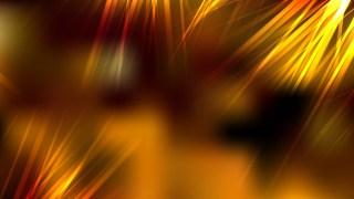 Orange and Black Abstract Background Illustrator